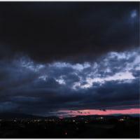 定点からの夕景(Jun21)