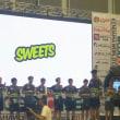 アメリカの会社Sweetsのステージ