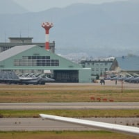 2014-11-9の小松空港観察~