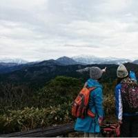 尖山&来拝山~28.12.7~