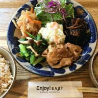 【野菜と玄米】プールのあとはバイキング(^▽^)