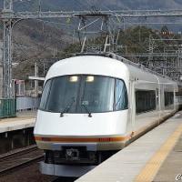 【鉄道写真】近鉄大阪線長谷寺駅にて