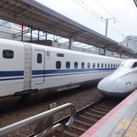 さすがに、新幹線に8時間も乗っていると!