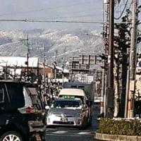 2017年 雪の京都