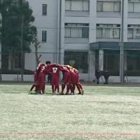 2/26(日)U-18リーグ戦