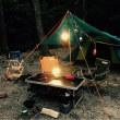 キャンプ日和。