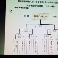 10/25-26スポーツ少年団県交流大会 第3位おめでとう?!残念?!