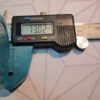 万華鏡レンズの焦点距離測定器