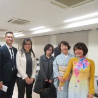 平成28年度長崎県海外研修員 研修成果発表会