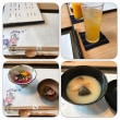 今日のお昼ご飯  青山杏亭