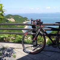 小豆島でサイクリング