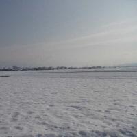 東近江はまだ雪景色 恨めしや大雪で残雪多し! (1/19)