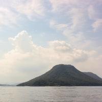大島青松園を訪ねて 大島へ