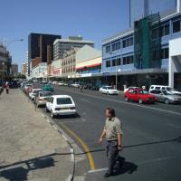 「東南アフリカ」編 ナミビア共和国 首都ヴィンドホック1