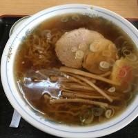 こやなぎの中華そば・600円☆