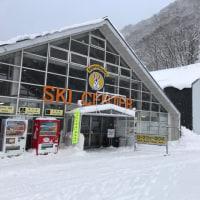 20年ぶりのボード→新潟県「かぐらスキー場」へ