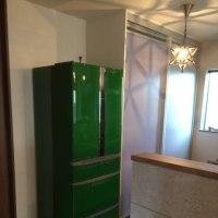 初めての一人暮らしにおすすめなのはグリーンの冷蔵庫