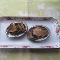 礼文島のアワビのやわらか煮