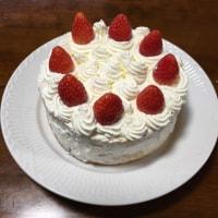 いちごショートケーキ (ば)