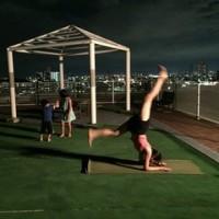 屋上 Yoga