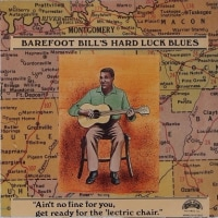 わたしのレコード棚―ブルース33、Ed Bell.
