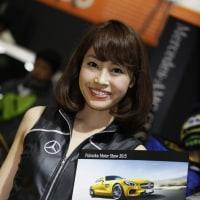 福岡モーターショー 2015-033 ベンツ