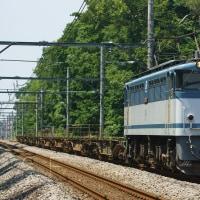 2017年5月23日 高崎線 北本 EF65-2067 配8790レ