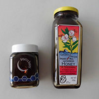 豪州の蜂蜜