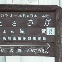 TK30土佐佐賀(高知県) とささが