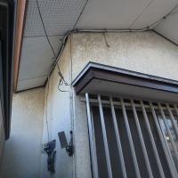 茨城県つくば市 単相3線式切替工事
