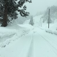 観光地でない、雪国の里は、静かで不思議な趣きです。