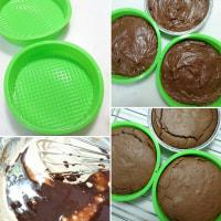 ガトーショコラ◆ケーキ作り