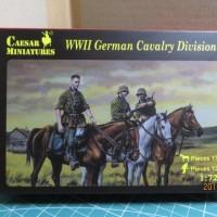 WW2 German Cavalry Division (1/72)