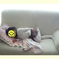 お昼寝モード