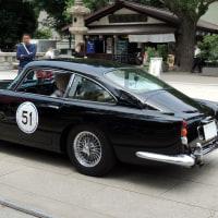 Aston Martin DB5 1963-���ܥ�ɥ����Ȥ��Ƴ������������ȥ�ޡ����� DB5