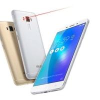ASUS、メタルボディになった「ZenFone 3 Laser」26日発売