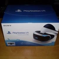 【PSVR】PlayStationVRがやってきた!