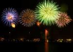 2015 第25回Fukuoka東区花火大会(夏の終わりの花火大会は、何故か雨に好かれるしかし今年は・・・・)