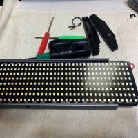 UTEBIT 撮影用 LED カメラライト バイカラー 調光可 3000LM 大光量 30W