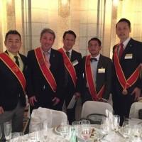 日本エスコフィエ協会 ディシプル授与式 当日