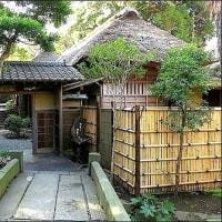 西行の鴫立庵から島崎藤村邸へ