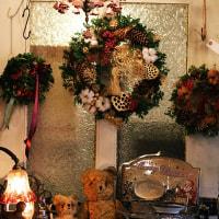クリスマス&お正月展