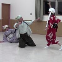 「濯ぎ川」の初回公演