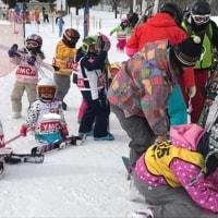 スキーも一段落