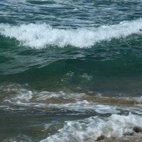 紺碧な海と空と