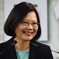 米台関係に言及「中国の反発、知ったことか」