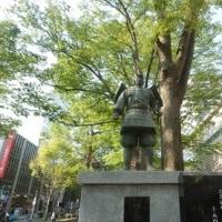 馬場大門ケヤキ並木(府中市)