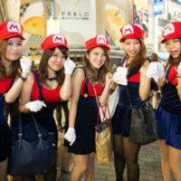 🎃HAPPY HALLOWEEN  渋谷って、、