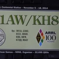 KH8 American Samoa