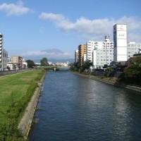 2422)盛岡彷徨 秋晴れ岩手山